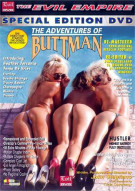 Adventures of Buttman, The Porn Video