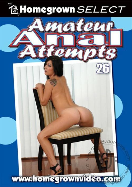 Amateur anal attempts 18