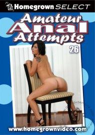 Amateur Anal Attempts 26 Porn Video