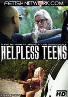 Helpless Teens: Halle Von Porn Video