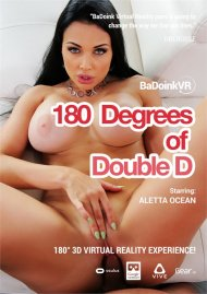 180 Degrees of Double D Porn Video