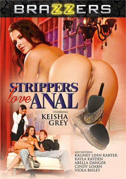 Strippers Love Anal 2017  Adult Dvd Empire-5892