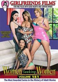 Women Seeking Women Vol. 151 DVD porn movie from Girlfriends Films