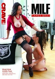 MILF Tames Brat HD porn video from Crave Media.