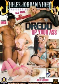 Dredd Up Your Ass DVD porn movie from Jules Jordan Video.
