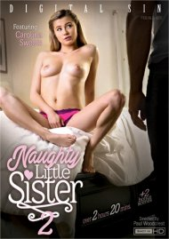 Naughty Little Sister 2 porn DVD from Digital Sin.