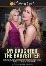 My Daughter The Babysitter DVD porn movie from Girlsway.