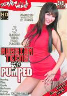 Russian Teens Get Pumped Porn Movie