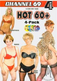 Hot 60+ 4-Pack Porn Movie