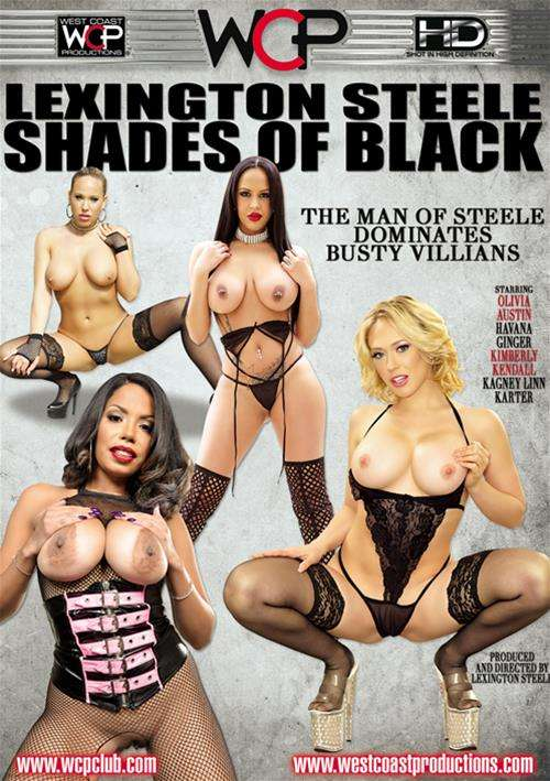 Lexington Steele: Shades Of Black (2016)