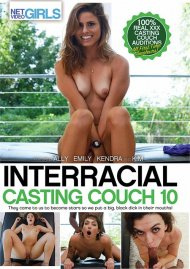 Interracial Casting Couch 10 Porn Movie