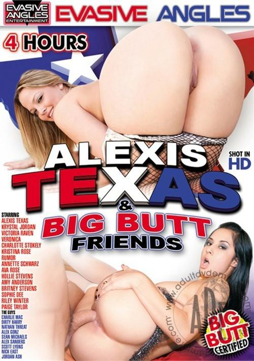 Butt bubble alexis texas