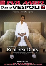 Dana Vespolis Real Sex Diary Porn Movie