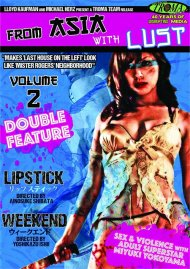 From Asia with Lust: Volume 2 porn DVD from Troma Team Video.