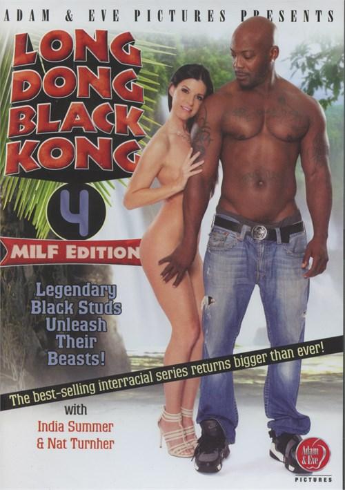 Black Kong Dong Milf Edition