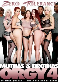 Muthas & Brothas Orgy 4 Porn Movie