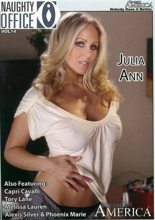 Julia ann naughty office