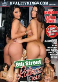 8th Street Latinas Vol. 8 Porn Movie