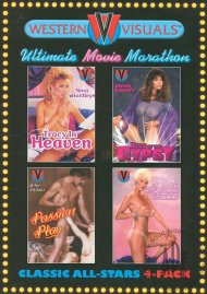 Ultimate Movie Marathon: Classic All-Stars 4-Pack Porn Movie