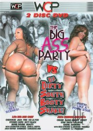 Big Ass Party Vs. Da Dirty South Booty Shake, The Porn Video