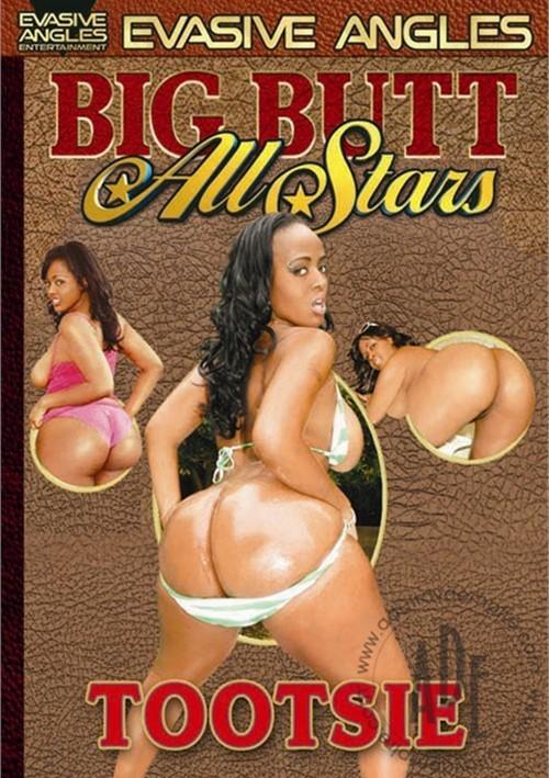 Big Butt All Stars: Tootsie