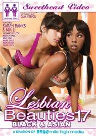 Lesbian Beauties Vol. 17: Black & Asian Porn Video