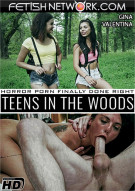 Teens In The Woods: Gina Valentina Porn Video