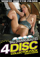 Ball Draining Beauties 4 Disc Collector Pack Porn Movie
