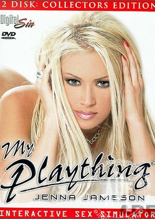 My Plaything: Jenna Jameson