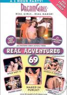 Dream Girls: Real Adventures 69 Porn Video