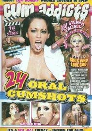 Cum Addicts: 24 Oral Cumshots Porn Movie