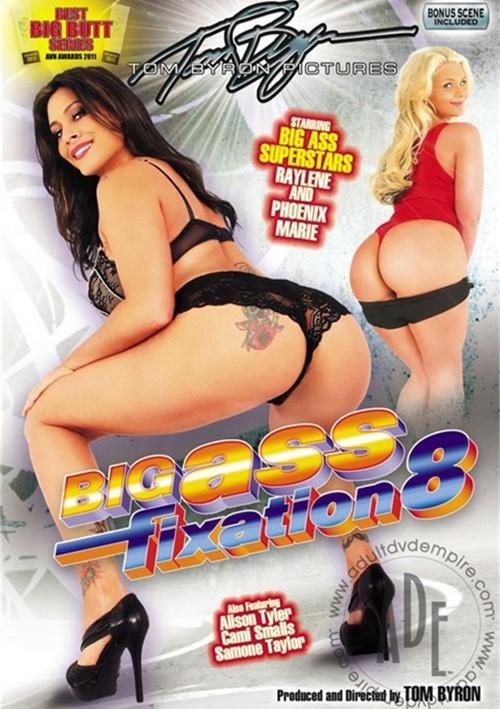 Big Ass Fixation #8