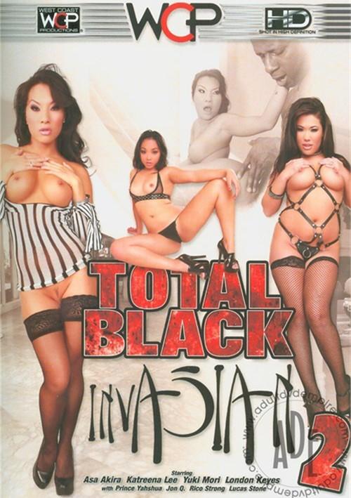 Total Black Invasian 2