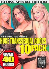 Huge Transsexual Cocks 10-Pack Movie