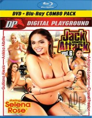 Jack Attack Vol. 6 (DVD + Blu-ray Combo) Blu-ray Porn Movie