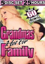 Grandmas Hot For Family Movie