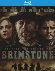 Brimestone (Blu-ray + DVD Combo) Blu-ray Movie