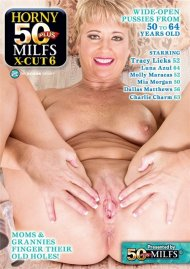 Horny 50 Plus MILFS X Cut 6 Movie