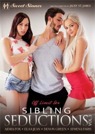 Sibling Seductions Vol. 3 HD porn video from Sweet Sinner.