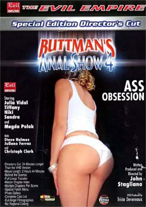 Buttmans Anal Show 4