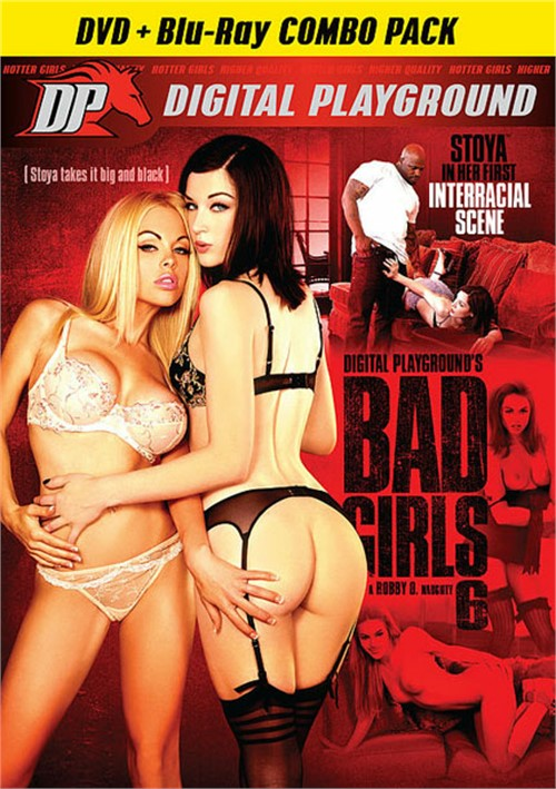 Bad Girls 6 (DVD + Blu-ray Combo)