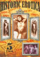 Historic Erotica 5-Pack Porn Movie
