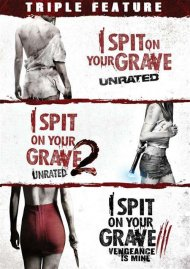 I Spit On Your Grave 3-Pack Movie