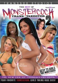 Best Of Monstercock Trans Takeover 2, The Movie