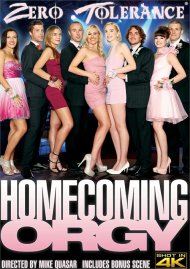 Homecoming Orgy Movie