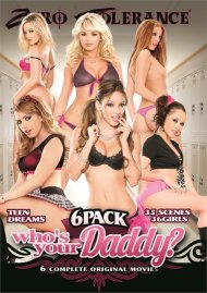 Whos Your Daddy? 6-Pack Porn Movie