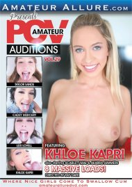 POV Amateur Auditions Vol. 29 DVD porn movie from Amateur Allure.
