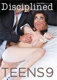 Disciplined Teens 9 DVD porn movie from Team Skeet.