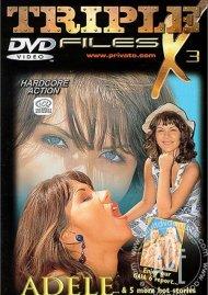 Triple X Files 3 Porn Movie