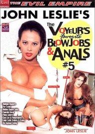 Voyeurs Favorite Blowjobs & Anals 5, The Porn Movie